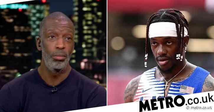 Michael Johnson slams 'ridiculous decision' in 'embarrassing' USA relay failure