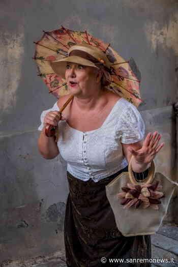 Bordighera: nel weekend, appuntamento con le passeggiate teatrali 'Teatro x Monet - Passaggi Illustri' - SanremoNews.it