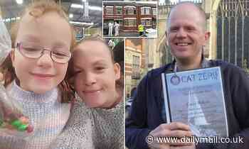 Father killed himself and his daughter, 10, after setting his home on fire, inquest hears