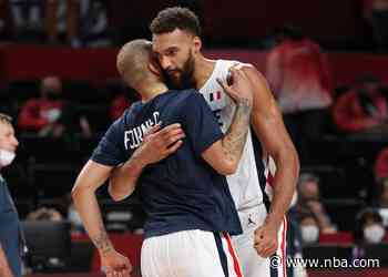 Rudy Gobert headed to gold medal match versus Team USA in Tokyo Olympics