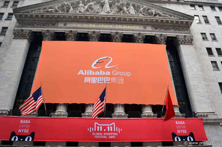 Alibaba's corporate newsroom packed with original content from journalists attracts social media followers, press