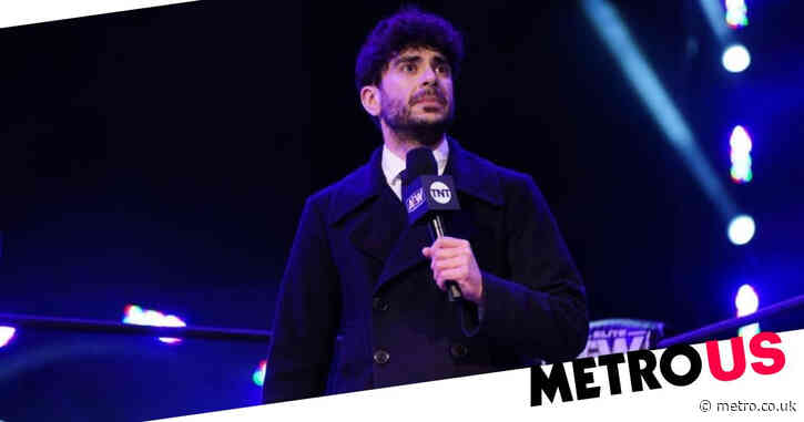 AEW boss Tony Khan takes action after Max Caster's controversial rap referencing Simone Biles and Duke lacrosse rape allegations