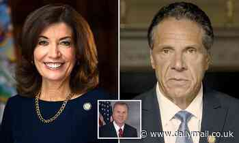 The woman who would replace Cuomo: Lt Gov Kathy Hochul