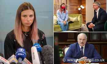 Belarus brands sprinter mentally ill: her grandmother told her not to return home