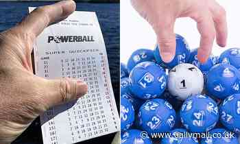 The winning numbers of Thursday's $60million Powerball draw 1316 revealed