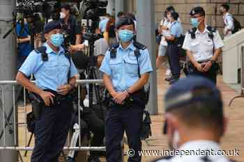 People fleeing Hong Kong crackdown get temporary US haven