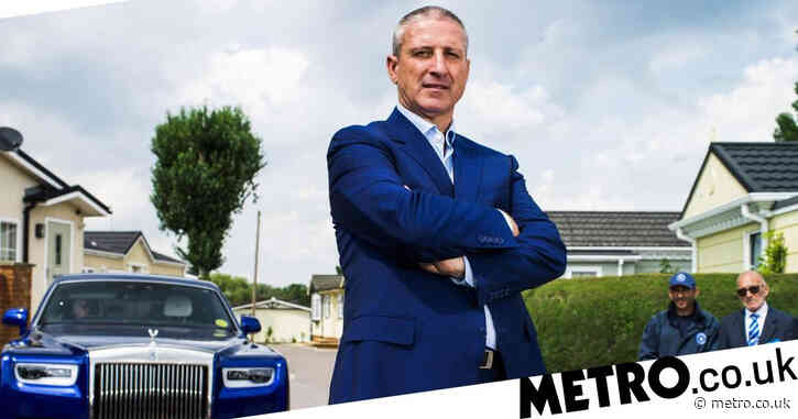 Undercover Big Boss: Millionaire gypsy Alfie Best slams vile trolls abusing him for owning £6m house