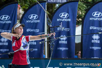 Shoreham archer Bryony Pitman bows out of Tokyo Olympics