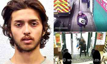 Police said an extremist attack by Streatham terrorist Sudesh Amman was matter of 'when, not if'