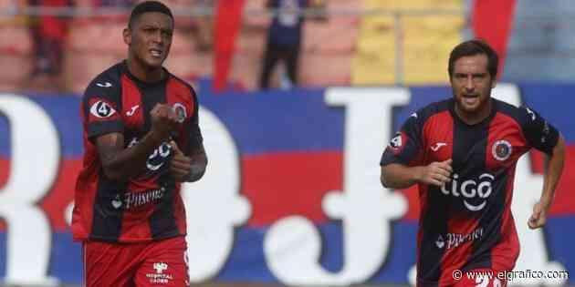 FAS es líder del Apertura tras golear al Jocoro - El Gráfico