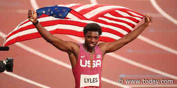 Noah Lyles on why he sometimes thinks his brother should have been the Olympian