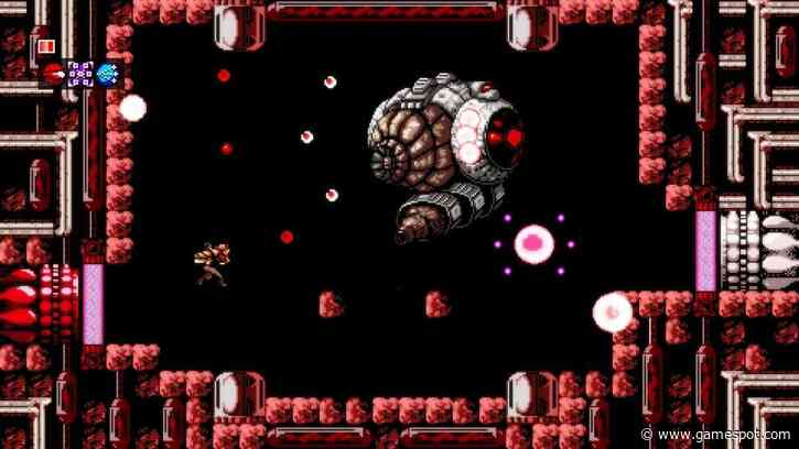 """Axiom Verge 2 Features Two Maps In One, Will Be """"Out Before You Know It"""""""