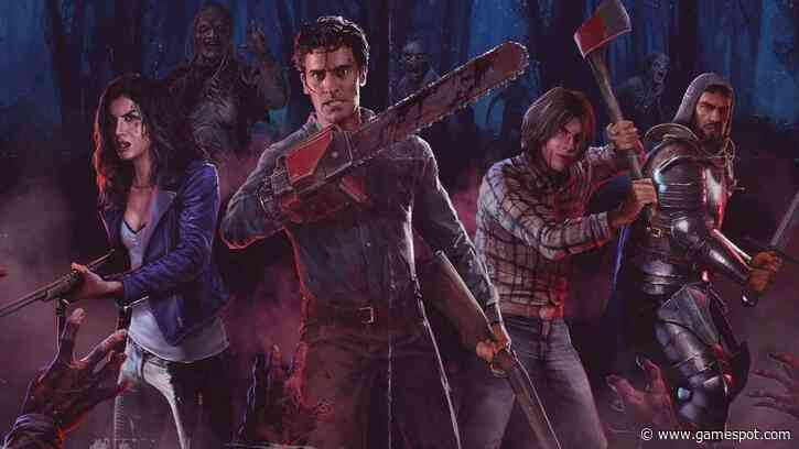 Evil Dead: The Game Delayed To 2022, Will Get Option For Single-Player