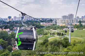 Kommt nun doch eine Seilbahn für Mannheim und Ludwigshafen? - Schwetzingen - Nachrichten und Informationen - Schwetzinger Zeitung