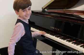 Ein Dreigestirn der Romantik - Musikwettbewerb in Schwetzingen - Schwetzinger Zeitung