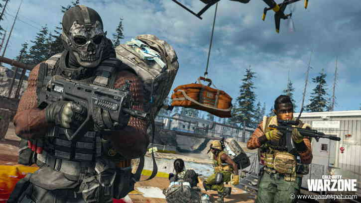 Activision Has Reportedly Taken Down A Call Of Duty: Warzone Cheat Distributor