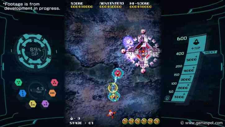 Hideki Kamiya and Platinum Games Share The Dock-And-Split Inspiration Behind Sol Cresta