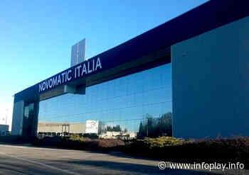 Novomatic Italia: Reestructuración en una nueva sede - InfoPlay