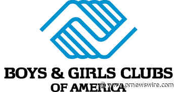 Boys & Girls Clubs of America Names Teen 'National Military Youth of the Year'