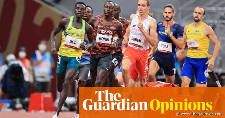 The Olympics arrived just in time to lift locked-down Australia out of its toxic funk   Brigid Delaney