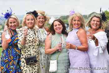 20 of the best photos from Ladies Day at Brighton Racecourse