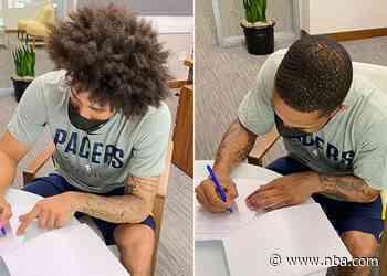 Pacers Sign Washington Jr., Sykes, Taylor