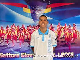 Un talentino BS Soccer Team Fasano approda tra i Pro: Fabiano Ligorio è un nuovo calciatore del Lecce Under 15 - OsservatorioOggi