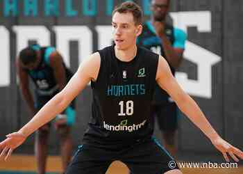 From Lithuania to Charlotte: Arnoldas Kulboka Makes Jump to NBA, Signs Two-Way Contract