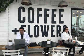 Communal Coffee's tempting toast bar