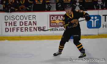 Lyle hoping to take the next step with the Boston Bruins