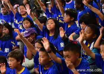Warriors and CarMax Launch 2021 Back to School in the Bay Initiative