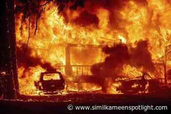 'We lost Greenville.' Wildfire decimates California town - Similkameen Spotlight