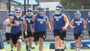 2021 High School Football Camp Tour: Princeton - WVVA TV