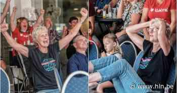 """Fans in 'baskethoofdstad' Ieper zien Belgian Cats met amper één punt verliezen: """"We zijn enerzijds trots, maar anderzijds is de ontgoocheling enorm groot"""" - Het Laatste Nieuws"""