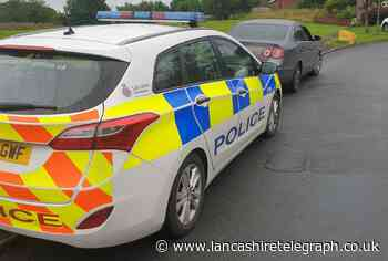 Car reached speeds of 70mph in pursuit through Bacup