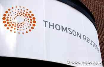 Thomson Reuters shares hit record high after Q2 profit surges above US$1 billion
