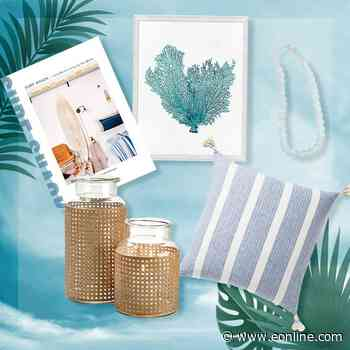 14 Decor Items to Bring the Coastal Look Home