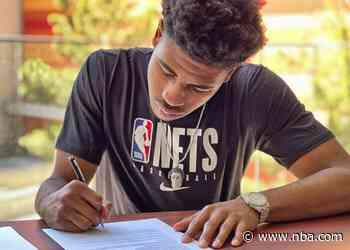Brooklyn Nets Sign Cam Thomas