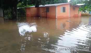 Al menos 15 sectores de Upata afectados por el desborde del río Cupapuicito - Correo del Caroní - Correo del Caroní