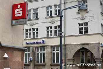 Crimmitschau behält sein Bankenviertel - Freie Presse