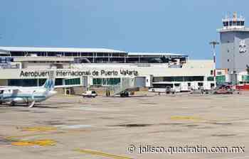 Aeropuerto de Puerto Vallarta recibirá 430 vuelos está semana - Quadratín Jalisco