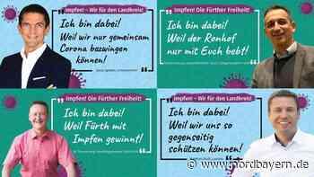 Fürther Kampagne: Azzouzi und Aytekin werben fürs Impfen - Nordbayern.de