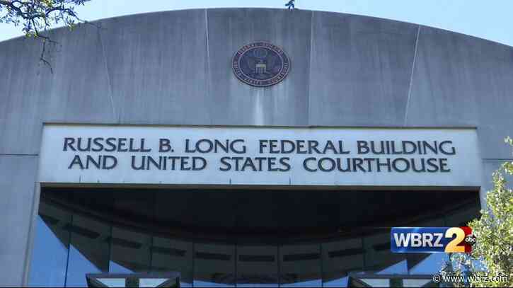 Federal courthouse in Baton Rouge going virtual due to COVID surge