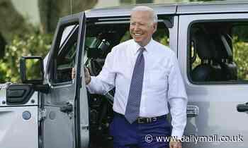 'Governor Who?' Smirking Biden ramps up his war with Ron DeSantis