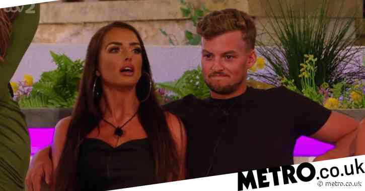 Love Island 2021: Hugo Hammond shuts down any chance of going on a date with Amy Day – as she blasts him as 'fake'