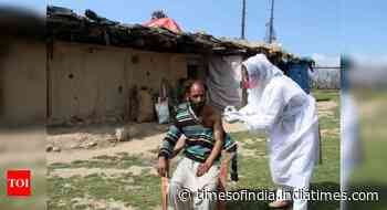 Coronavirus pandemic live updates: Rural India got 60% of vaccine doses, official says - Times of India