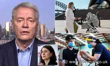 Grim warning from health expert who says Gladys Berejiklian cannot vaccinate NSW out of lockdown