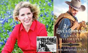 Romance writer's award is rescinded after critics accused her of 'glamorizing' Wounded Knee Massacre