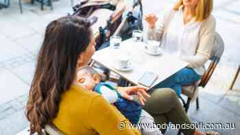 Over 50% of mums don't feel comfortable breastfeeding in public