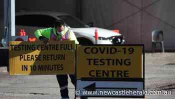 Hunter Region coronavirus lockdown: Blacksmiths party cases, COVID in sewage, Newcastle vaccine stocks from federal government - Newcastle Herald